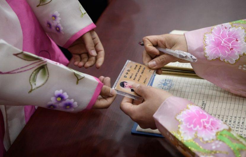 Coree Du Nord Les Candidats Obtiennent 100 Des Voix Lors Des Elections Legislatives