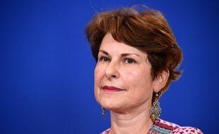 La magistrate Élisabeth Pelsez, déléguée interministérielle à l'Aide aux victimes