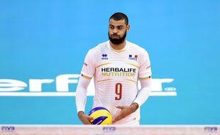 Libéré sous caution, Earvin Ngapeth va quitter le Brésil pour rejoindre l'Europe.