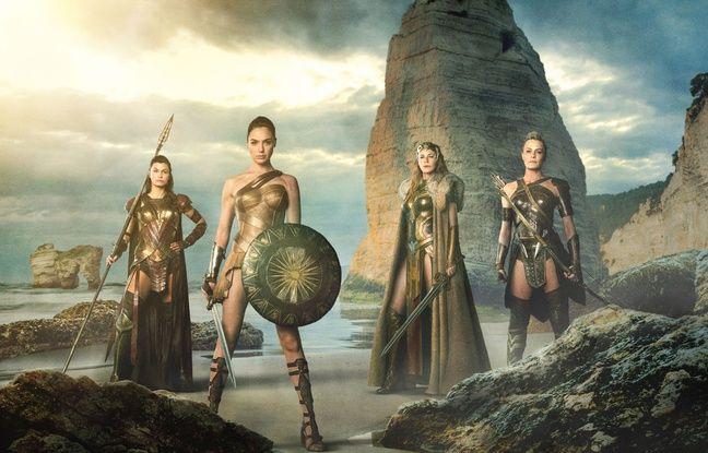 Image extraite du film «Wonder Woman»