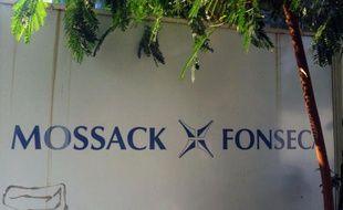 Vue extérieure de l'immeuble du cabinet d'avocats Mossack Fonseca à Panama le 3 avril 2016