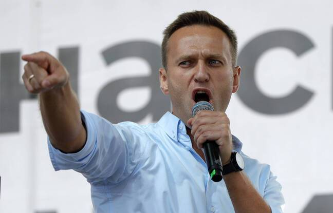 648x415 file in this july 20 2019 file photo russian opposition activist alexei navalny gestures while