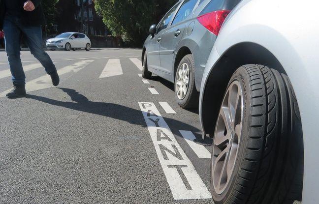 Lyon: Au mois d'août, plus de 80% des places de stationnement seront gratuites