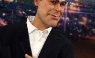 La nouvelle marionnette des Guignols: George Clooney