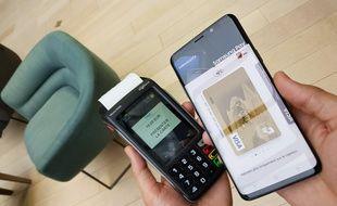 La solution Samsung Pay arrive en France avant l'été.