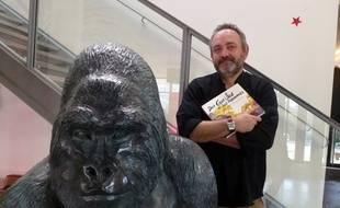 Daniel Alexandre, alias A. Dan, a passé deux mois aux côtés de chercheurs au Congo.