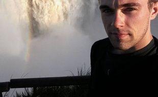 Marc Meslin, un jeune touriste français de 22 ans, a disparu au Brésil.