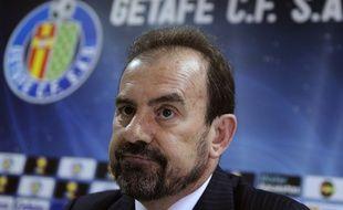 Angel Torres, le président de Getafe.