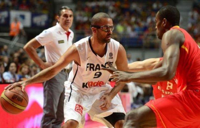 Les basketteurs français se sont nettement inclinés 81 à 65 face à l'Espagne championne d'Europe en titre, mardi à Madrid en match amical de préparation aux jeux Olympiques de Londres (27 juillet - 12 août).