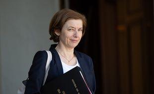 Florence Parly, ministre des Armées, le 20 avril 2018.