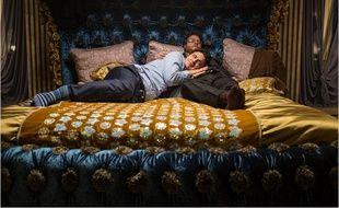 Steh Rogen et James Franco dans L'interview qui tue