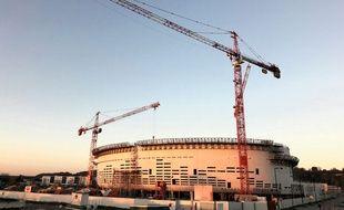 L'Arena sera livré début 2019.