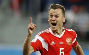 Cheryshev est l'homme fort de la Russie depuis le début de ce Mondial