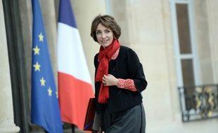 La ministre de la Santé, Marisol Touraine, le 14 novembre 2014 à l'Elysée à Paris