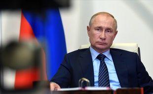 Le président Vladimir Poutine, le 30 juillet 2020.