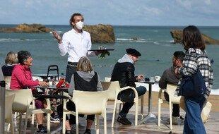 Le taux d'incidence a augmenté cette dernière semaine, en particulier dans le Pays basque.