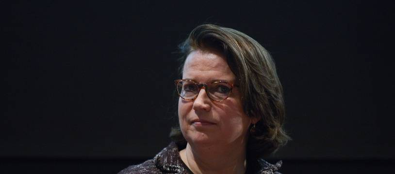 Claire Hedon, présidente de ATD Quart Monde, en mars 2020.