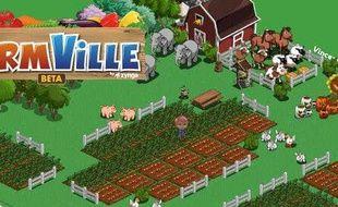 Farmville, de l'éditeur Zynga