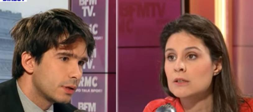 Le face-à-face tendu entre l'avocat Juan Branco et la journaliste Apolline de Malherbe sur BFM TV a fait beaucoup réagir sur les réseaux sociaux