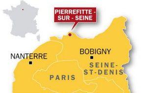 Un bureau de Poste a été attaqué à l'explosif à Pierrefitte-sur-Seine.