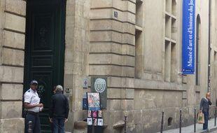 Musée des arts et de l'histoire du judaïsme à Paris