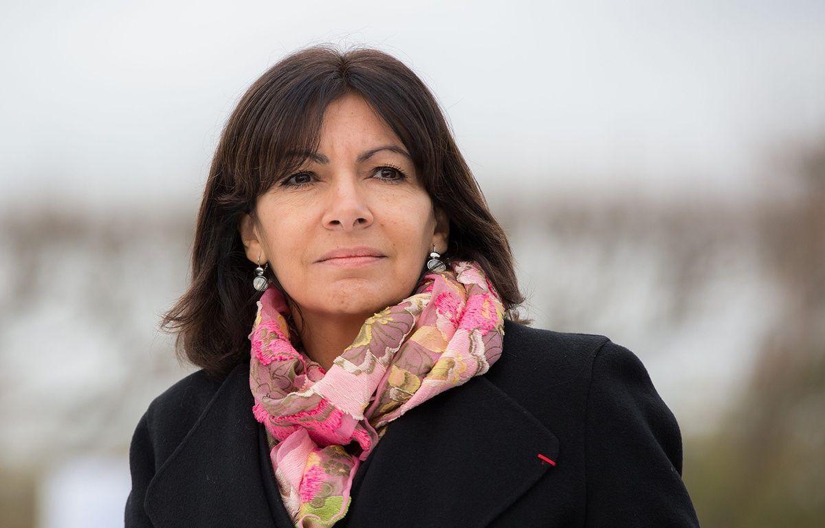 Anne Hidalgo à Paris le 2 décembre 2015. – ROMUALD MEIGNEUX/SIPA