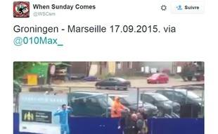 Incidents à Groningen (Pays-Bas) le 17 septembre 2015