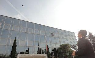 Le conseil départemental des Alpes-Maritimes disposera d'un drone début 2016.