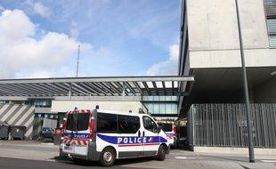 Le commissariat central de Lille (illustration).