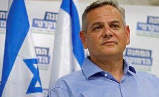 Le ministre israélien de la Santé, Nitzan Horowitz. (archives)