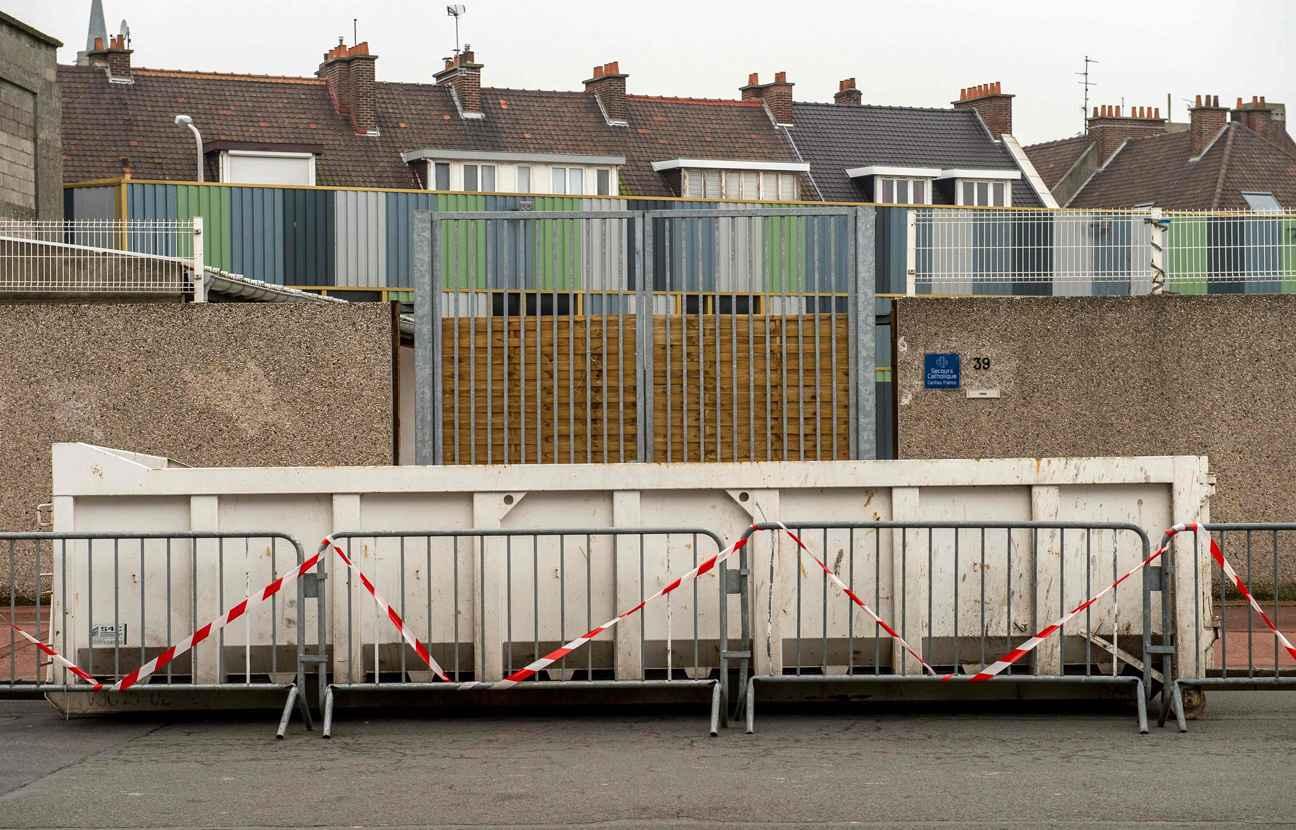 Calais la mairie condamn e dans l 39 affaire de la benne contre les migrants - Secours catholique montpellier ...
