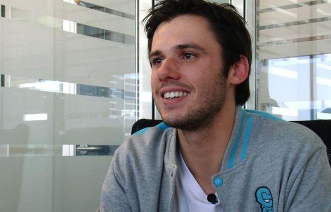 Capture d'écran de l'interview vidéo d'OrelSan.