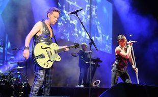 Le groupe Depeche Mode va inaugurer l'Arena de Bordeaux.