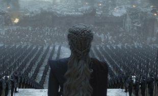 Daenerys devant son armée, métaphore des showrunners de «GoT» devant l'armée de fans?