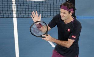 Roger Federer a passé deux premiers tours tranquilles en Australie.