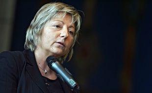 La sénatrice et maire UMP de Calais, natacha Bouchard.