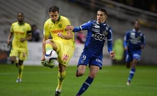 Nantes et Bastia avaient fait 0-0 à l'aller.