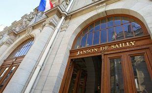 Le lycée Janson-de-Sailly à Paris.