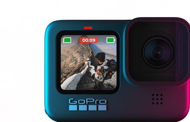 La GoPro Hero 9 Black peut filmer jusqu'en 5K.
