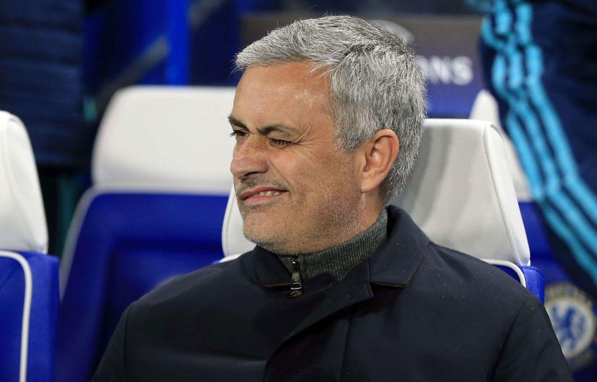 José Mourinho pourrait rebondir à Manchester United. – SIPA