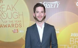 Colin Kroll, le cofondateur de l'application Vine, le 9 janvier 2014.