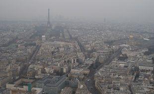Le Parlement a accordé un nouveau statut pour Paris (Illustration).