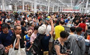 Le premier Costco de Chine