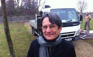 Richard Trinquier, maire UMP de Wissous (Essonne), le 5 janvier 2015.