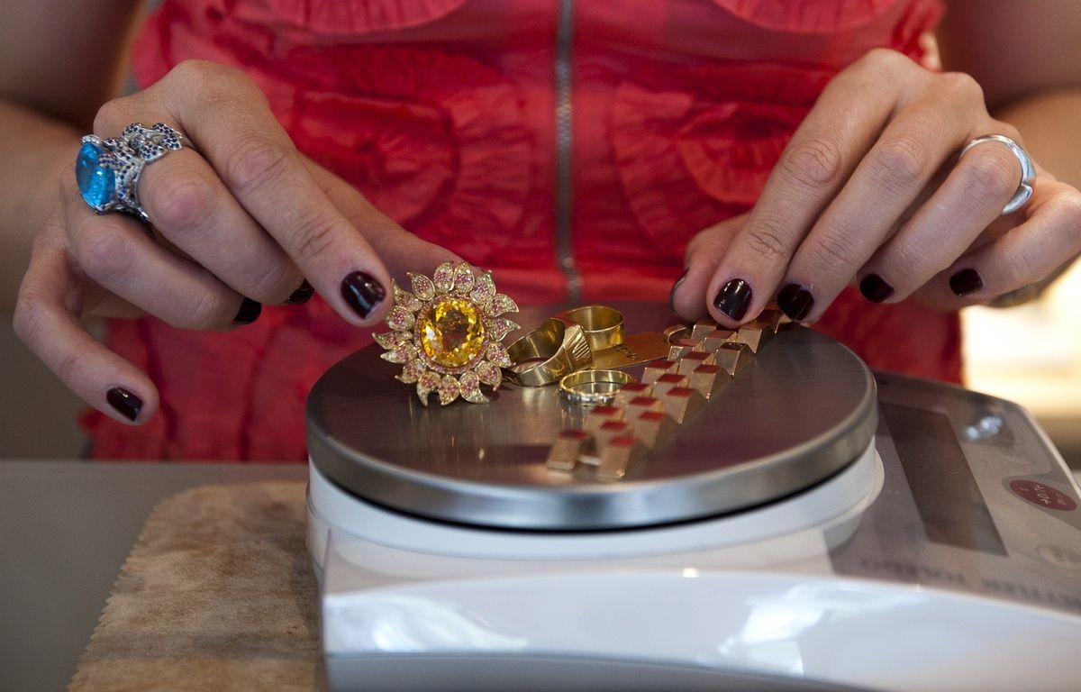 Elle lance une alerte à la bombe pour éviter la vente aux enchères de ses bijoux à Nancy (Illustration) – V. WARTNER / 20 MINUTES