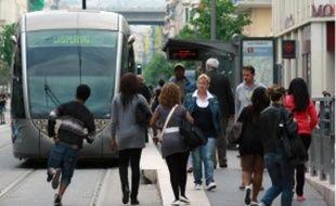 A Nice, deux nouvelles rames de tramway devraient être livrées fin septembre.