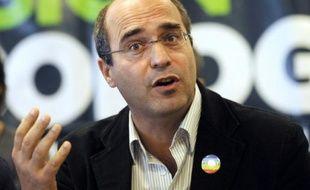 Jean-Louis Roumégas, le 07 novembre 2009 à Montpellier
