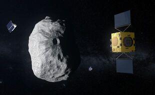 La mission Hera et ses trois satellites doivent apprendre à dévier efficacement un astéroïde