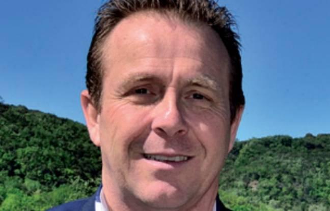 Olivier Gaillard, candidat de la République en Marche sur la 5ème circonscription du Gard.