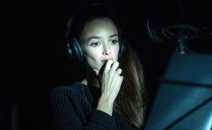 Charlotte Le Bon est l'une des voix de «Calls», la série auditive de Canal+ Décalé